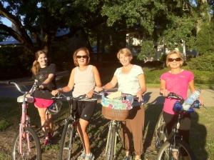 "Friday, September 9th ""Fruit & Nut"" ride in Fairhope"